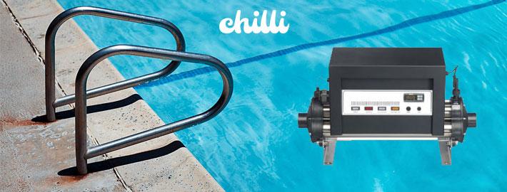 electric pool heater